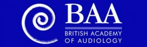 british academy of audiology logo